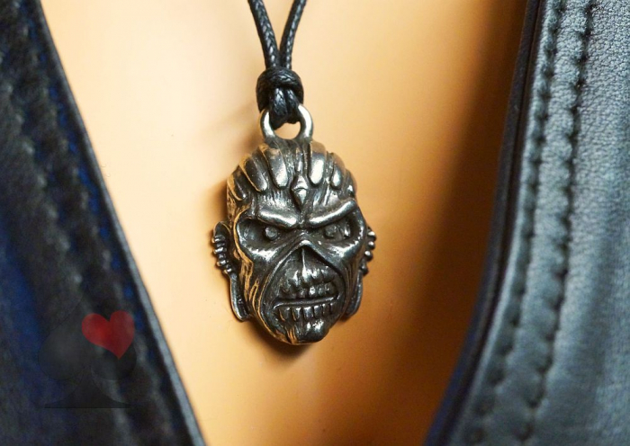 Schmuckanhänger Iron Maiden