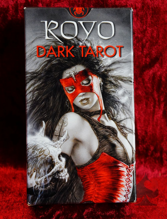 Gothic Tarotkarten Luis Royo