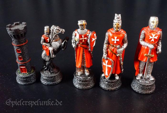 Historische Schachfiguren