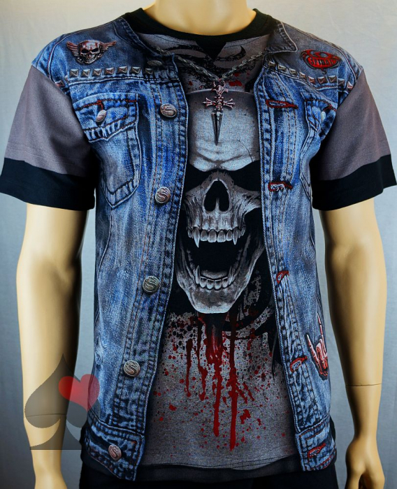 "Rocker Shirt ""Thrash Metal"""